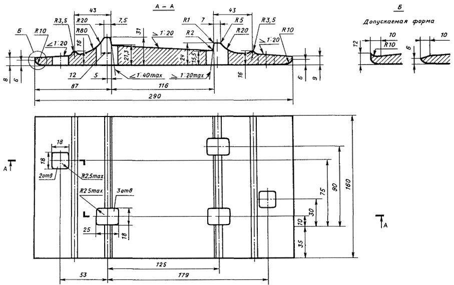Подкладка Д-43