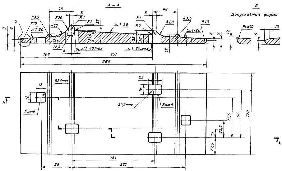 Подкладка Д-65
